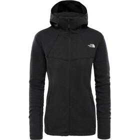 6885c389b0 The North Face W s Inlux Wool Full Zip Hoodie Jacket TNF Black